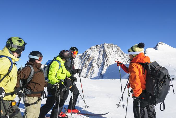 Szkolenia narciarskie w Warszawie